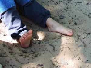 Feet / Nogice