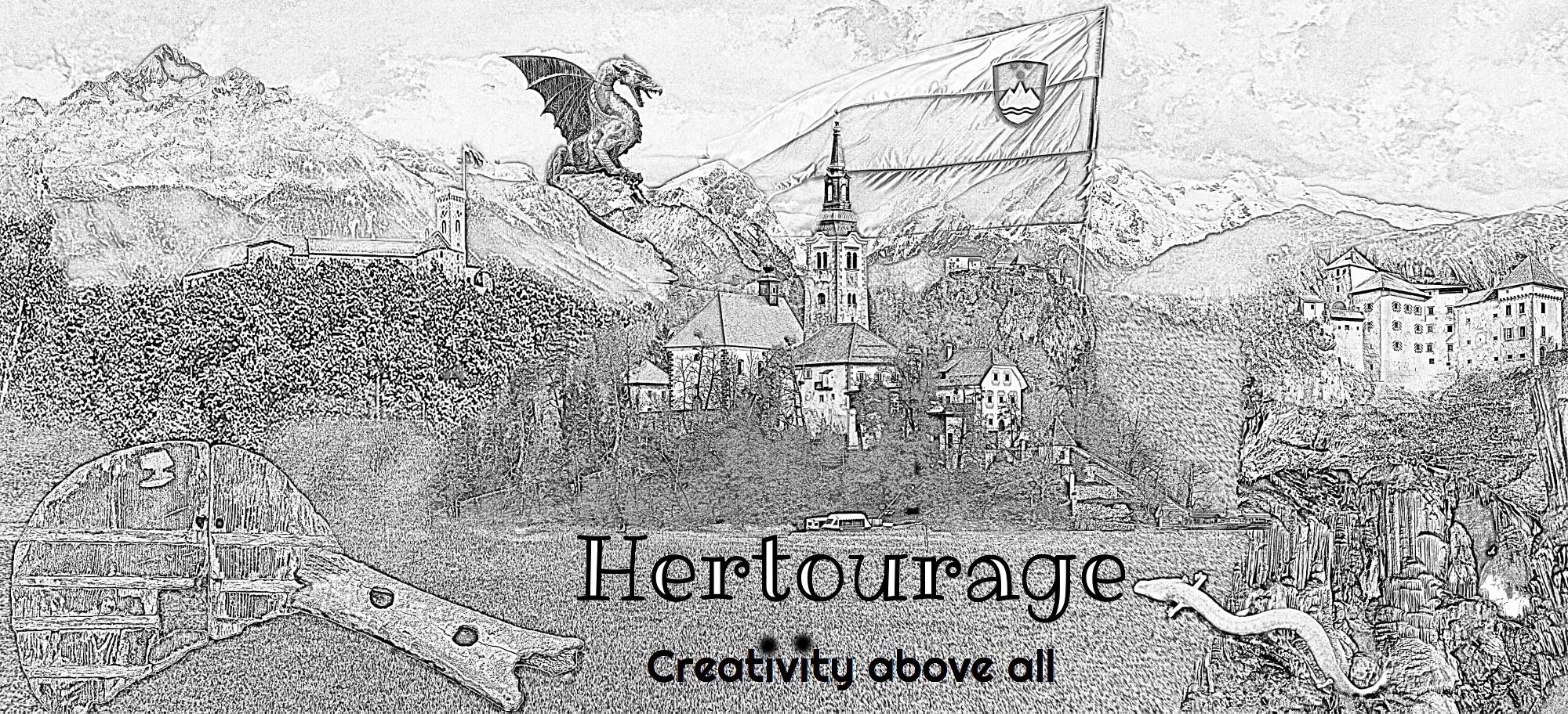 Hertourage